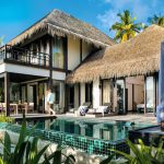 Double Beach Pool Villa Exterior, Outrigger Konotta Maldives Resort