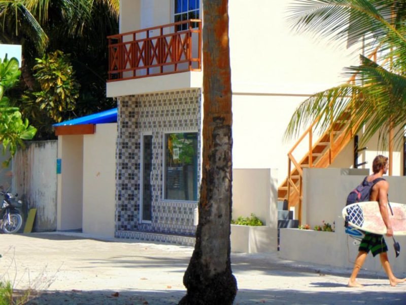 Exterior, Canopus Retreat Thulusdhoo