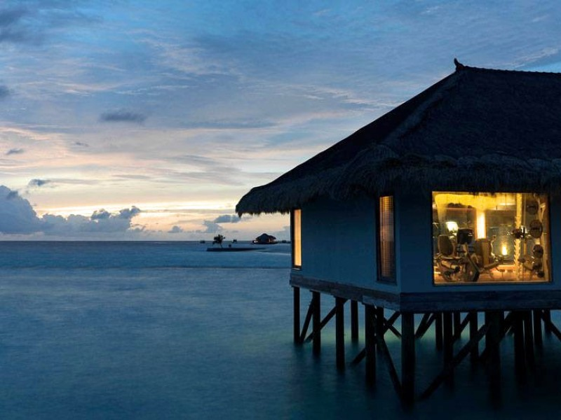 Fitness Center, Jumeirah Vittaveli