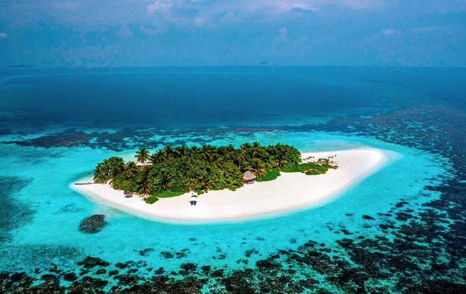 Gaathafushi, private island, W Retreat & Spa - Maldives