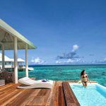 Jacuzzi Water Villa, Diamonds Thudufushi Beach and Water Villas
