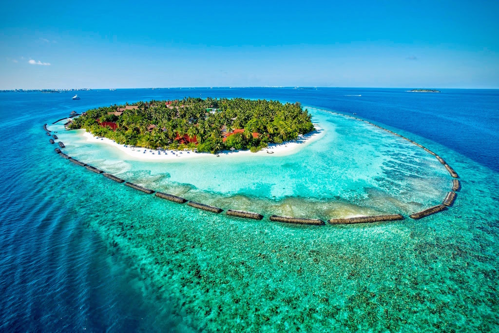 Maldives Luxury It All Began At Kurumba