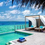 Ocean Villa Terrace, Dusit Thani Maldives