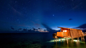 Park Water Sunset Villa, Park Hyatt Maldives Hadahaa
