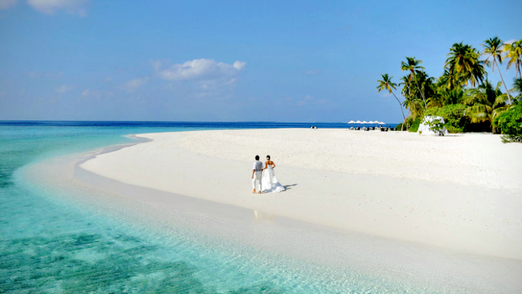 Renewal of Vows, Park Hyatt Maldives Hadahaa