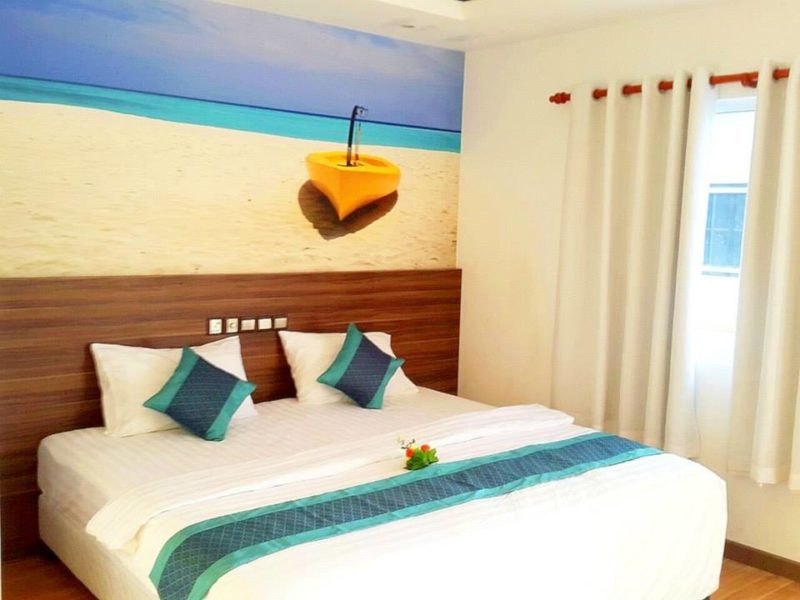 Standard Deluxe — at Canopus Retreat Thulusdhoo.