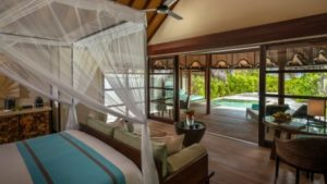 Sunset Beach Bungalow with Pool, Four Seasons Resort Maldives at Kuda Huraa