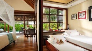 Sunrise Family Beach Bungalow with Pool, Four Seasons Resort Maldives at Kuda Huraa