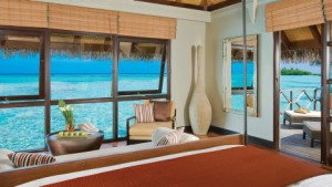 Sunrise Water Bungalow, Four Seasons Resort Maldives at Kuda Huraa