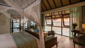 Sunset Water Bungalow, Four Seasons Resort Maldives at Kuda Huraa