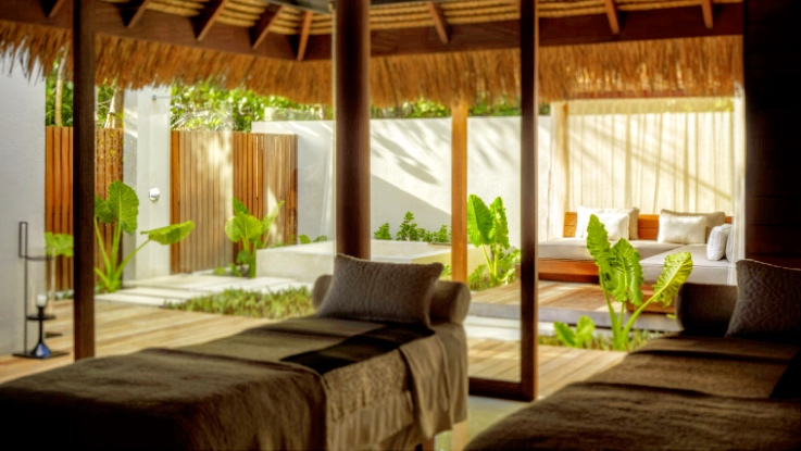 The Vidhun Spa, Park Hyatt Maldives Hadahaa