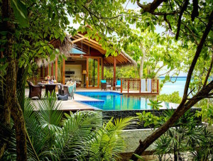 Tree House Villa, Shangri-La's Villingili Resort & Spa
