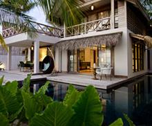 Two Bedroom Beach Suite with Pool, Jumeirah Vittaveli