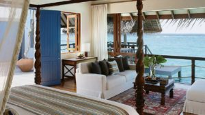 Two Bedroom Land and Ocean Suite, Four Seasons Resort Maldives at Landaa Giraavaru