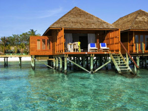 Water Villa, Veligandu Island Resort & Spa