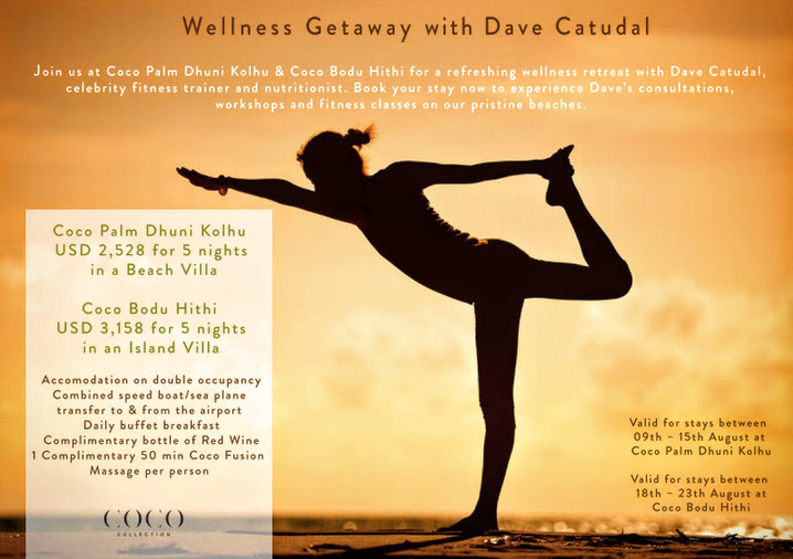 Wellness Gateway Offer, Coco Bodu Hithi