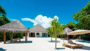 Beach Residence with Plunge Pool, Hideaway Beach Resort & Spa
