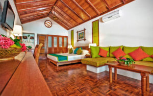 Deluxe Villa, Reethi Beach Resort