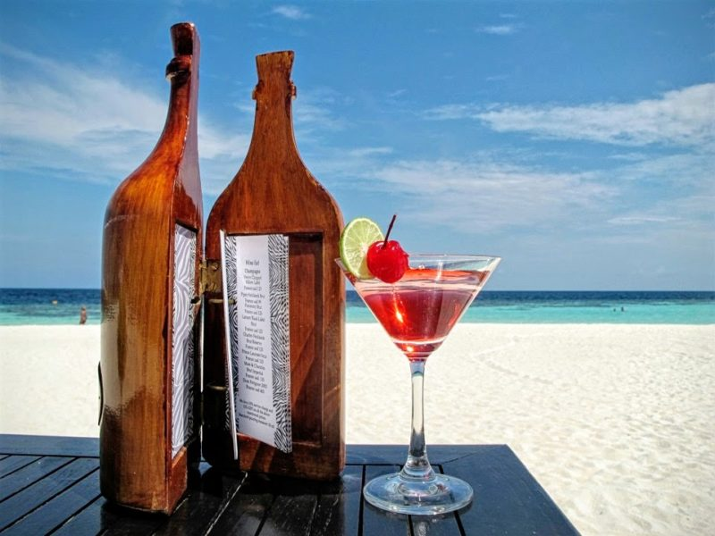New Menu, Eriyadu Maldives Island