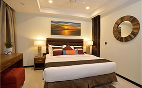 Super King Room, The Somerset Hotel