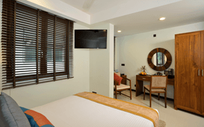 Superior Room, The Somerset Hotel