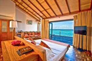 Water Villa, Reethi Beach Resort