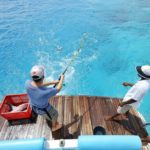 hideaway beach maldives fishing