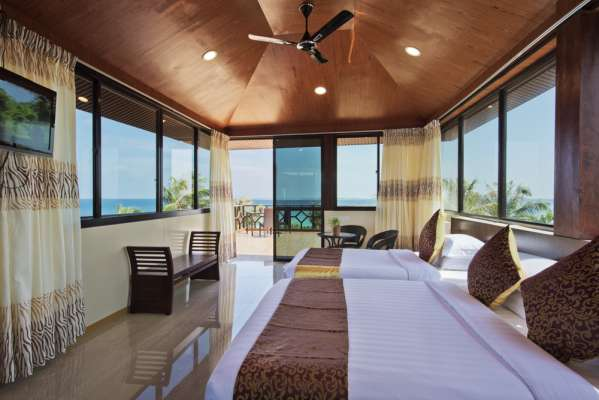 Twin Room, Arena Beach Maldives