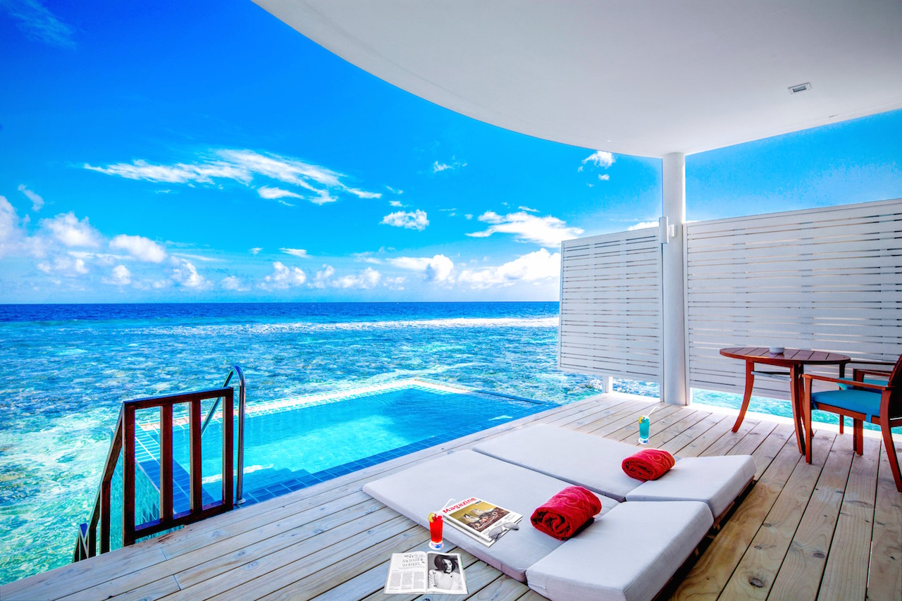 Luxury Pool Villas Maldives: Unveiling A New Level Of Luxury