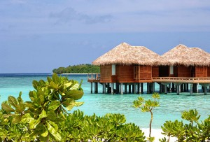 Water Bungalow, Sheraton Maldives Full Moon Resort & Spa
