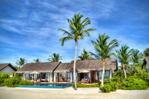Beach Pool Villa - Two Bedroom, The Residence Maldives