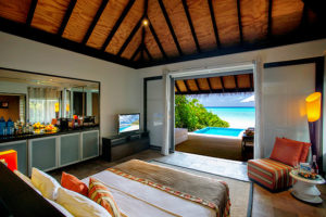 Beach Villa with Pool, Velassaru Maldives