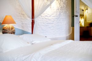 Deluxe Beach Villa with Private Beach, Nika Island Resort & Spa