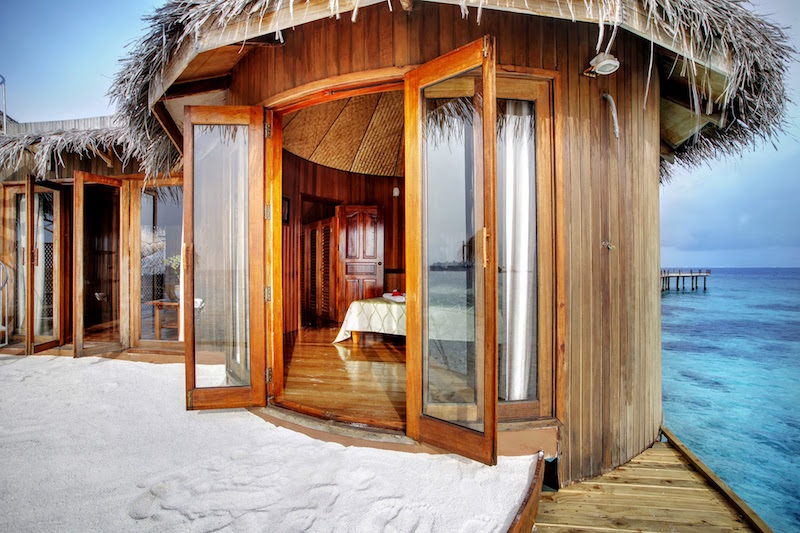 Nika Island Resort Water Villa