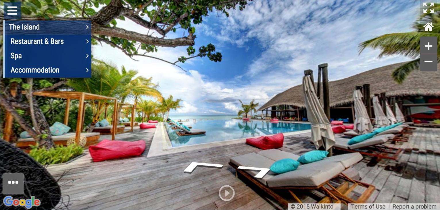 Infinity Pool, Club Med Finolhu Villas