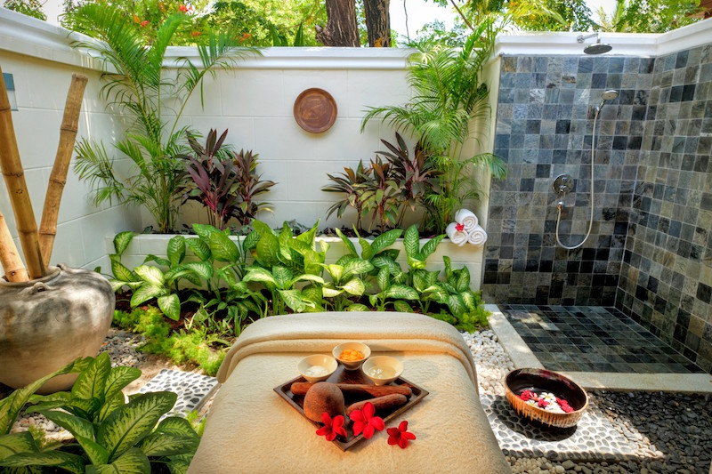 Spa Treatment Room at Veli Spa. Photo Credit: Kurumba Maldives