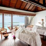Spa by Clarins, Couple Spa Treatment, The Residence Maldives