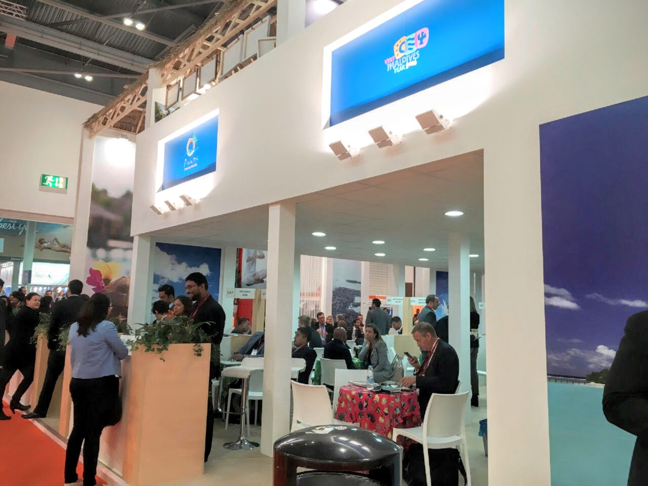 MMPRC at World Travel Market London