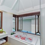 bathroom water villa