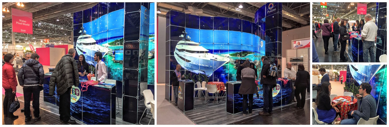 Maldives participates in boot 2016 held in d sseldorf for International pool and spa show 2016