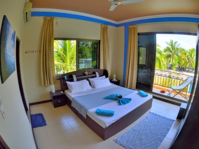 Just Surf Villa & Lodge