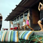 yoga activities at gangehi