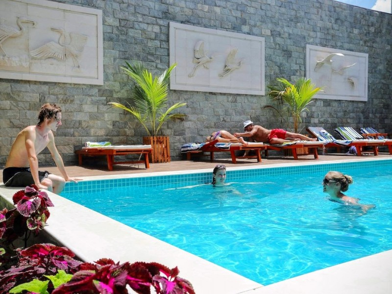 Pool, Kaani Village and Spa