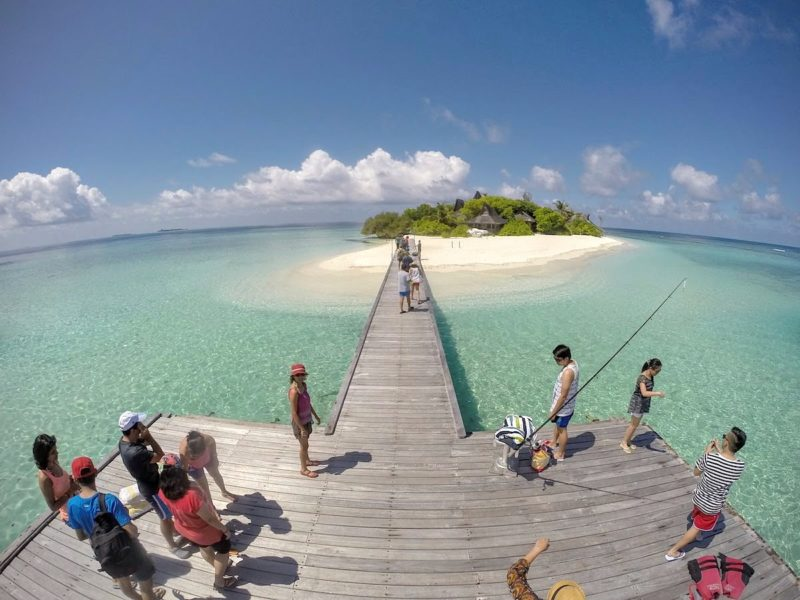 Picnic Island Trips with BBQ lunch, Kaani Village and Spa