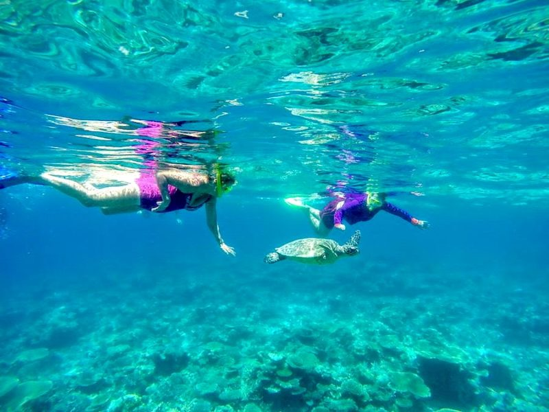 Snorkeling, Kaani Village and Spa