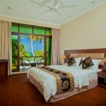 Deluxe Double Room Sea View, Kaani Beach Hotel