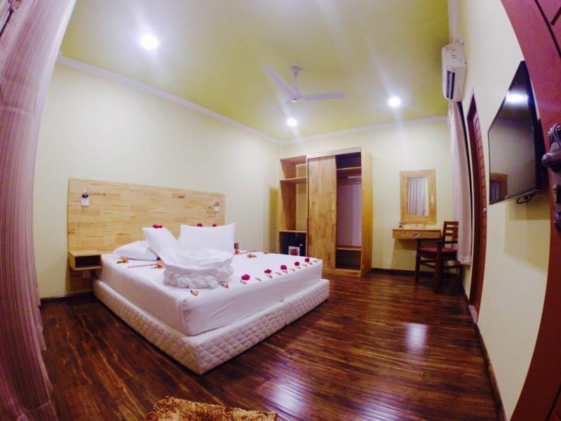 Deluxe Room, Maafushi Village