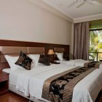 Deluxe Triple Room Sea View, Kaani Beach Hotel