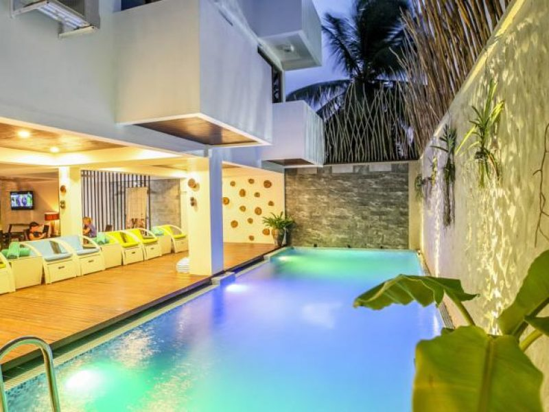 Beachwood Hotel and Spa at Maafushi