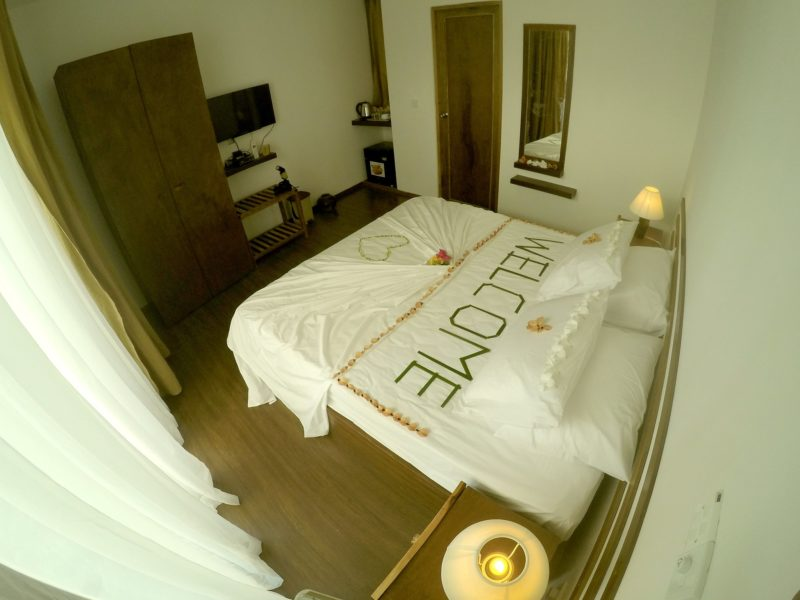 Deluxe Double Room , Dhiffushi White Sand Beach Hotel